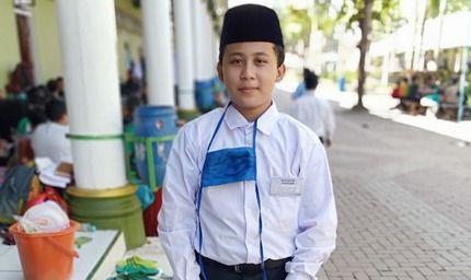 Muhammad Zharfan Zidna Rashif, Alumnus SMP Juara Bandung Diterima di Pondok  Pesantren Modern Darussalam Gontor 2 Ponorogo – SMP Juara Bandung